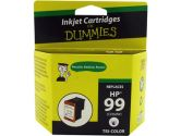 For Dummies HP 99 Tri-Color Inkjet Cartridge Remanufactured (For Dummies: DH-99(C9369W))