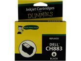 For Dummies Dell CH883HY Black Inkjet Cartridge 968 966 Series 7 (For Dummies: DD-CH883HY)