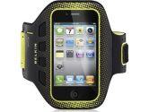 BELKIN EaseFit Sport Black/Limelight Armband for iPhone 4/4S (Belkin: F8Z894ebC00)
