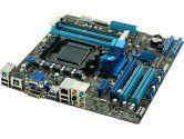 ASUS M5A78L-M mATX AM3+ DDR3 AMD 760G 1PCI-E16 2PCI-E1 2PCI SATA DVI HDMI GBLAN Motherboard (ASUS: M5A78L-M/USB3)