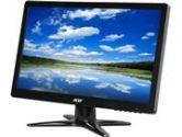 Acer G196HQL 18.5IN LED LCD Monitor 1366X768 100M:1 200CD/M2 5ms VGA - Black (Acer: UM.XG6AA.002)