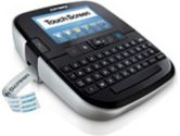 Dymo Labelmaker LM500TS 300 DPI Resolution Large FULL-COLOUR Touch Screen 10 Fonts 12 Font Sizes (Dymo: 1790420)