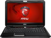 MSI GX60 Hitman Edition AMD A10-4600M 8GB 750GB 15.6in HD HD7970M 2GB BT HDMI Win8 Gaming Notebook (MSI: GX60 1AC-021US)