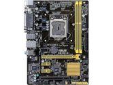 ASUS H81M-C/CSM mATX LGA1150 H81 DDR3 1PCI-E16 2PCI-E1 1PCI SATA3 USB3.0 DVI Motherboard (ASUS: H81M-C/CSM)