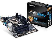 Gigabyte GA-H81M-S2PV mATX LGA1150 H81 DDR3 PCI-E16 DVI VGA GBLAN SATA3 USB3 Motherboard (Gigabyte: GA-H81M-S2PV)