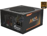 Seasonic M12II 750W EPS12V 20/24PIN ATX Power Supply 80+ Bronze Full Modular 8PIN PCI-E 120mm Fan (Seasonic Electronics: SS-750AM2)