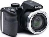 Kodak AZ361-BK Black 16.15 Megapixels Wide Angle Astro Zoom Digital Camera (Kodak: AZ361-BK)