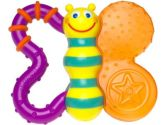 Sassy 602 - Teething Wing Butterfly (Sassy: 037977006025)