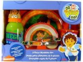Zak Designs Diego 6 Piece Mealtime Set (Zak Designs: 707226472238)