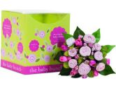 The Baby Bunch Medium Bunch 0 to 6 Months, Pink (The Baby Bunch: 891088001078)