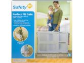 Safety 1st 0041824A Perfect Fit Gate (Safety 1st: 052181418242)