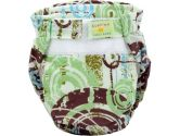 Kushies- Reusable Ultra-Lite Diaper For Infants, Colors May Vary (Kushies: 064408030250)