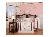 Boutique Brand New GEENNY Blossom Quilt 13PCS CRIB BEDDING SET (GEENNY: 813026010140)
