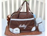 SoHo Forest Buddy Baby Crib Nursery Bedding Set 13 pcs included Diaper Bag with Changing Pad & Bottle Case ** Reversible Into 2 Designs ! ** (SoHo Designs: 888096730267)