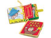 JellyCat My Peek a Baby Book (Jelly Cat: 670983017151)