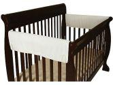 Leachco - Easy Teether Xl Side Rail Covers - 2 Pack - White (Leachco: 045516138007)