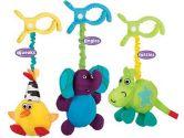 Sassy Baby's Circus Pals on Board (Sassy: 037977007244)