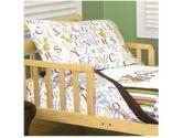 Trend Lab Dr Seuss ABC Toddler Bedding Set, 4 Piece (Trend Lab: 846216011306)