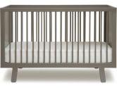 Oeuf Sparrow Crib, Grey (Oeuf: 074906300007)