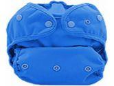 Marvels One Size Diaper Cover, Blue (Kissaluvs: 898567002724)