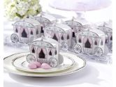 """Enchanted Carriage"" Favor Boxes (Set of 1,152) - Baby Shower Gifts & Wedding Favors (CutieBeauty: 875861141045)"