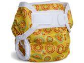 Bummis Super Brite Diaper Cover Yellow - Large (Bummis: 843471000304)