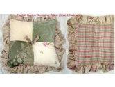 Crown Crafts English Garden Decorative Pillow (Crown Crafts: 085214012049)