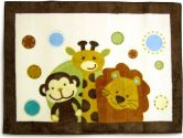 Nojo- Jungle Tales Rug (NoJo: 085214044279)