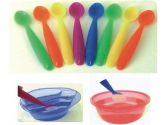 Take & Toss Color Change Spoons (10 pack) (The First Years: 071463018871)