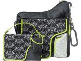 JJ Cole JMSBD System Diaper Bag, Black Damask (JJ Cole: 614002300091)