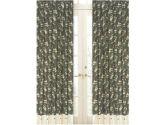 Green Camo Window Treatment Panels by Sweet Jojo Designs - Set of 2 (Sweet Jojo Designs: 812305014404)