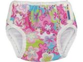 Mother-Ease Swim Diaper - Splash Daisies - Small (7-17 Lbs) (Mother-Ease: 627983052231)