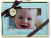 Carter's Relationship Frames Mommy Makes Me Smile, Blue (Carter's: 022253237538)
