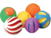 Toddler Tactile Ball Set (Constructive Playthings: 792402309002)