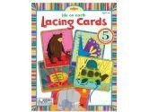 Eeboo- Life On Earth Lacing Cards (eeBoo: 689196112003)