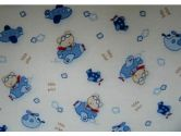 Barkley Fleece Blanket (wee posh: 884578024251)