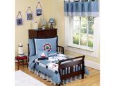 JoJo Designs 5-Piece Toddler Bedding Set - Come Sail Away Nautical (Sweet Jojo Designs: 810519013039)