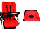 Joovy Ergo Deluxe Seat Covers - Red (Joovy: 877408009313)