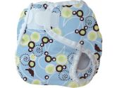 Thirsties Diaper Cover - Small - Baby Bird Blue (Thirsties: 812087012353)