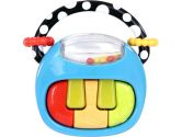 Bright Starts Start Your Senses Play A Tune Piano Toy (Bright Starts: 074451090149)