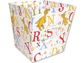 Trend Lab 30029 Medium Fabric Storage Bin- Dr. Seuss Abc Covered Wire Frame (Trend Lab: 846216011207)