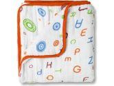aden + anais Muslin Dream Blanket Four Layer, Alpha Bit (aden + anais: 813701011103)