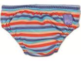 Bambino Mio Swim Nappy Orange Stripe - Extra Large (Bambino Mio: 609728867423)