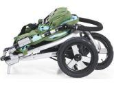 Bumbleride Indie Stroller in Fog (Bumbleride: 812812011507)