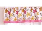 CoCaLo Baby In the Woods Window Valance (Cocalo: 680601321386)