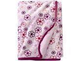Disney Mod Minnie Velour Sherpa Blanket (Disney: 012587783535)