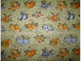 SheetWorld Crib / Toddler Sheet - Blue Teddy Toile - 28 inches x 52 inches (71.1 cm x 132.1 cm) - Made In USA (sheetworld: 813277010111)