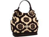 Petunia Pickle Bottom Society Ssck-00-287 Messenger Bag,Black Forest Cake,One... (Petunia Pickle Bottom: 817634010707)