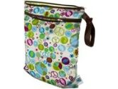 Planet Wise Wet Dry Bag - Peace on Earth (Planet Wise: 816713012410)