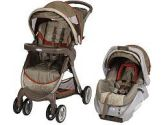 Graco FastAction Fold Travel System, Forecaster (Graco: 047406115600)